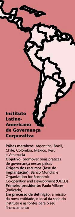 Boas práticas de governança para a América Latina