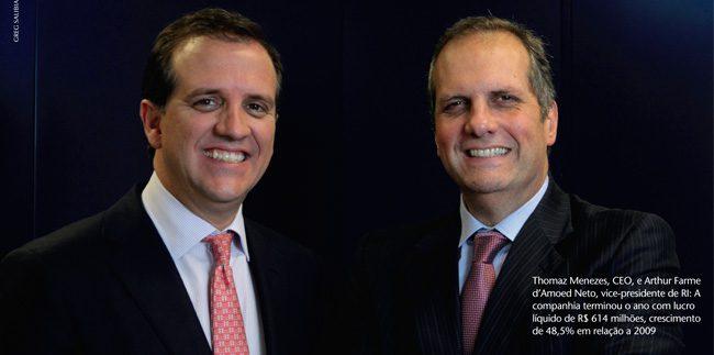 Acionista tranqüilo – SulAmérica – 1º Lugar – VM entre R$ 5 bilhões e R$ 15 bilhões