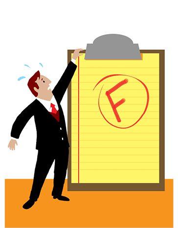 Firmas de auditoria falham em seus trabalhos