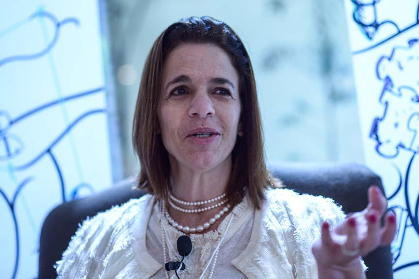 Fernanda de Lima, CEO da Gradual Investimentos