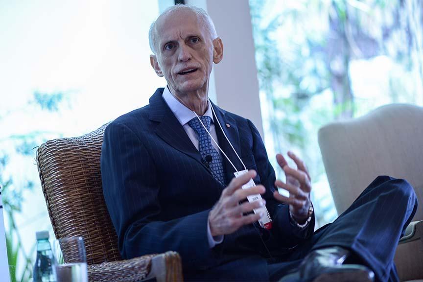 José Alves Filho, presidente da Refrescos Bandeirantes