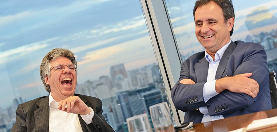 Alberto Camões e Álvaro Gonçalves