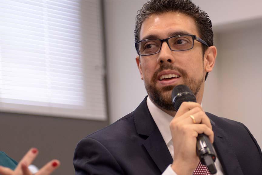 """""""Toda clareza de regras é positiva. O problema é quando as decisões do conselho buscam premissas que não constam na legislação"""", Érico Pilatti, superintendente de Assuntos Tributários da BM&FBovespa"""