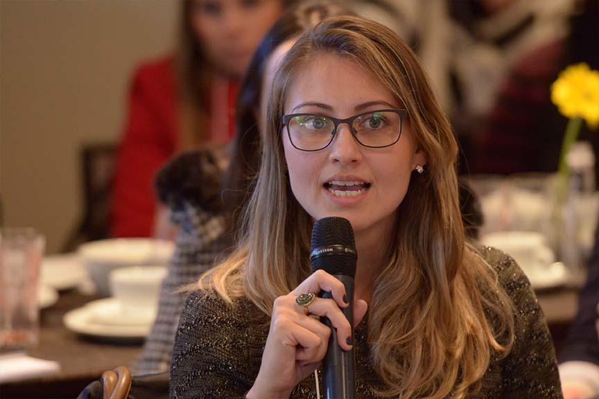 """No ambiente de crédito, dá para contar nos dedos os analistas que olham os aspectos ESG"", Raquel M Costa, analista ESG e de crédito do HSBC"