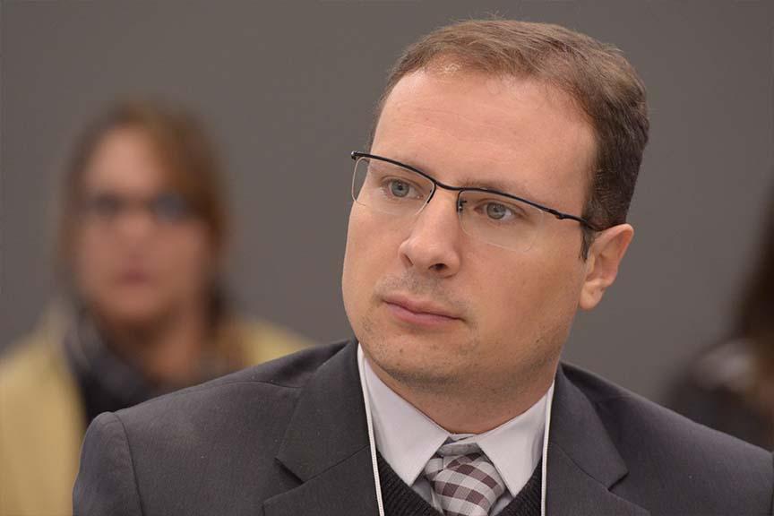 Antonio Carlos Berwanger, superintendente de desenvolvimento de mercado da CVM
