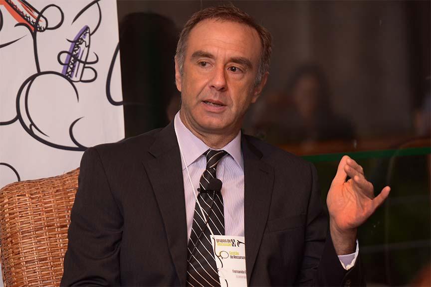 Fernando Exel, CEO da Economatica