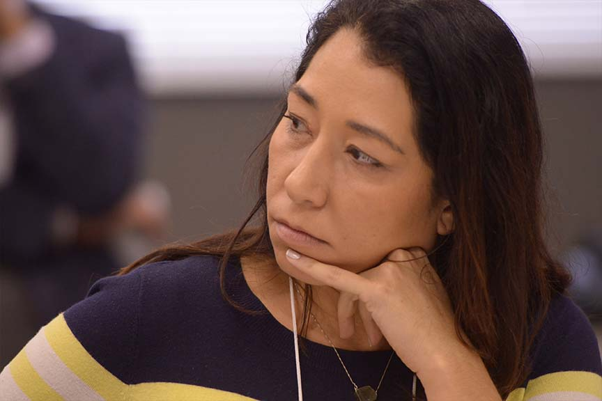 Francisca Albuquerque Cavalcanti Brasileiro, consultora sênior de investimentos de Willis Towers Watson