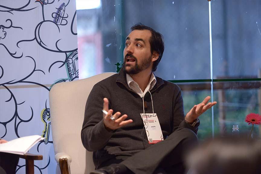 """""""Um problema da inovação é quando a comunicação interna não é bem feita. Isso causa ansiedade"""", Jorge Pilo, Co-CEO da Easy Taxi"""