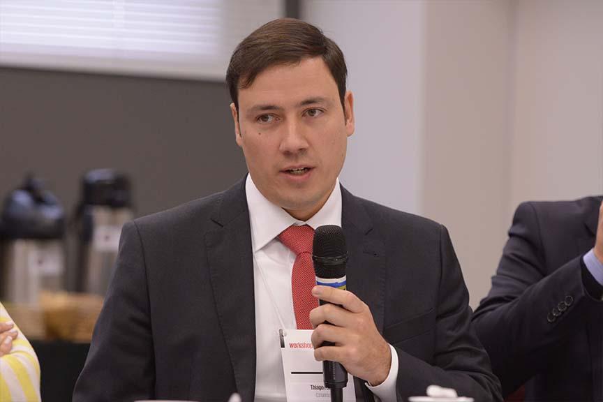 Thiago Fenili, advogado da Consenso