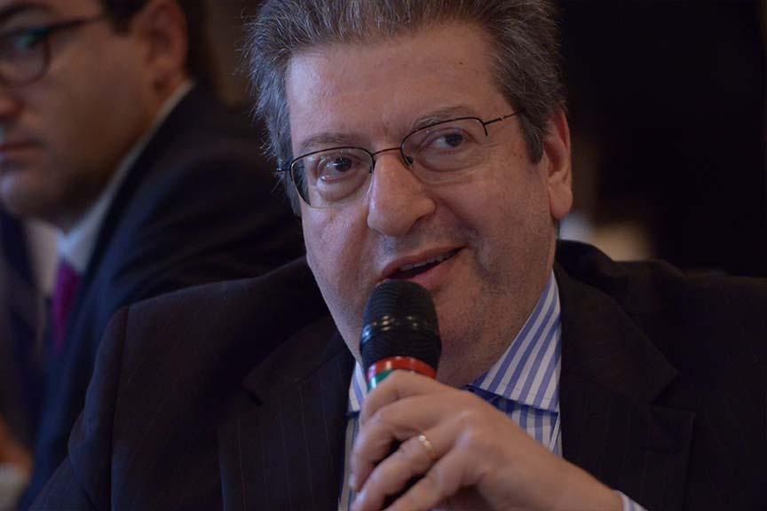 """""""O mais difícil é o fundador entender a diferença entre dono e executivo"""", Sidney Chameh, sócio-fundador da DGF Investimentos"""