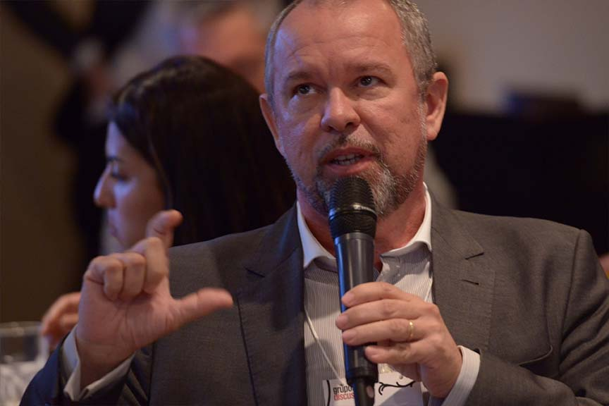 """""""A startup vai ficar velha. O que buscamos hoje é o motor para inovar sempre"""", Marcos Davidiuk, diretor executivo da NEXT IT"""