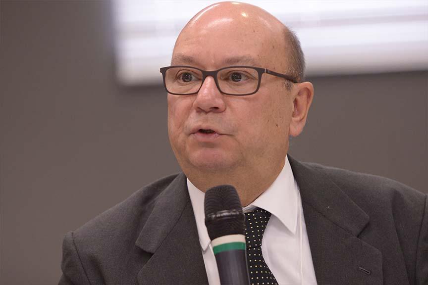 William Eid Junior, coordenador do GVCEF