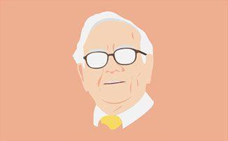 Buffett mãos-de-tesoura
