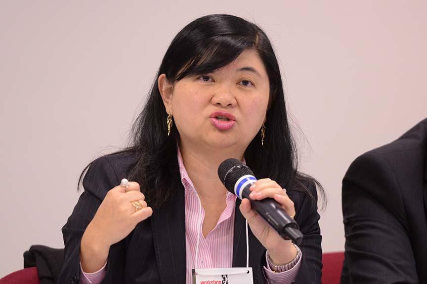 Ana Claudia Utumi, advogada do TozziniFreire Advogados