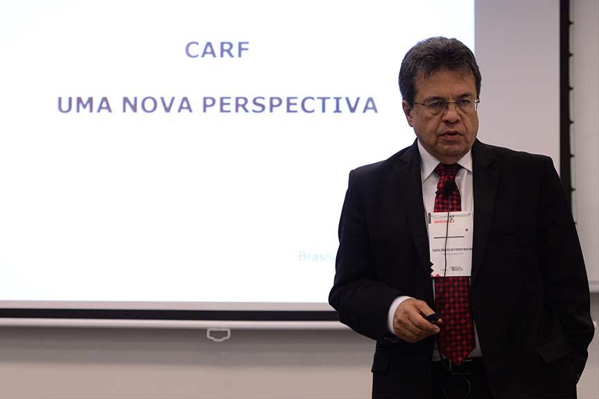 Carlos Alberto de Freitas Barreto, presidente do Carf