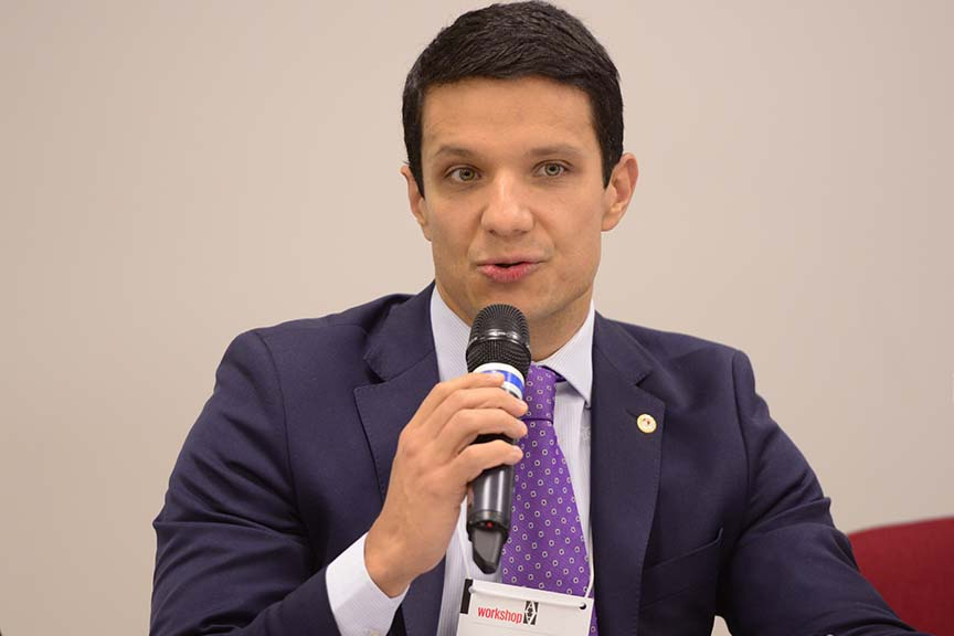 Leonardo de Menezes Curty, procurador regional da fazenda nacional na 3ª região