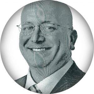 Will Landers,gestor de fundos para a América Latina da BlackRock