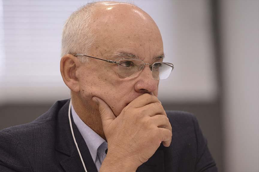 Carlos Alberto Rebello Sobrinho, ex-diretor da BM&FBovespa