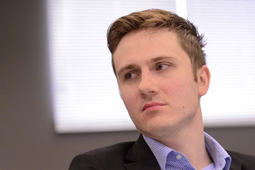 Douglas Furlan, gerente de relações com investidores da TOTVs