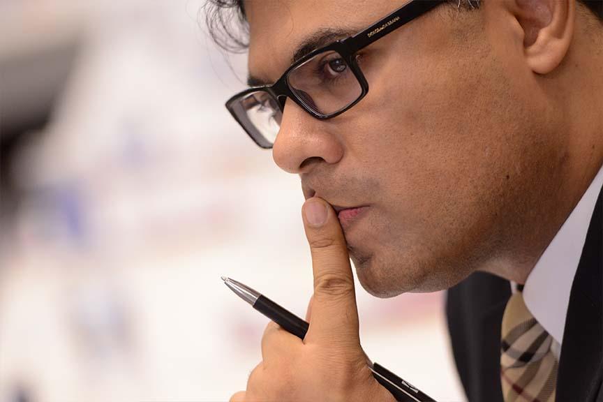 Elias de Souza, diretor da indústria de infraestrutura e do setor público da Deloitte