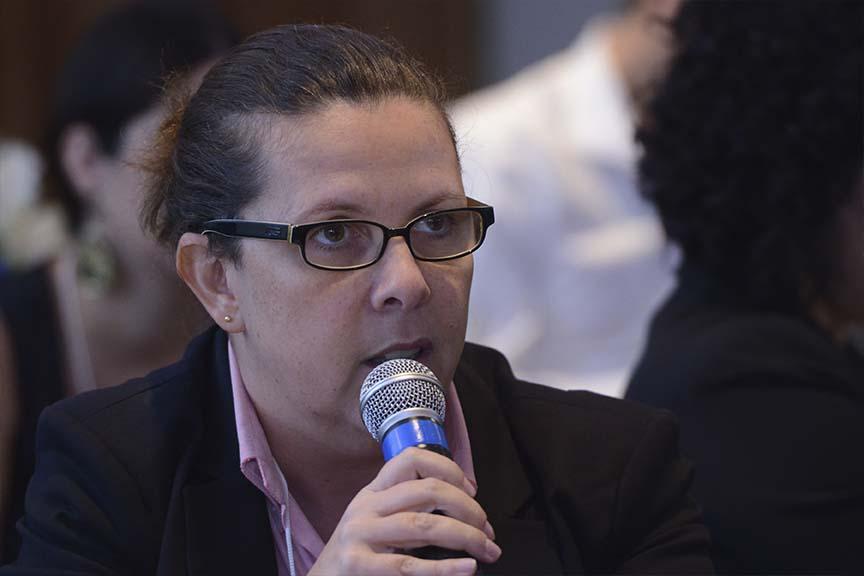 """""""Empresas, comuniquem-se com seus acionistas! Não esperem a assembleia para fazer isso"""", Isabella Saboya, conselheira de administração da BR Malls"""