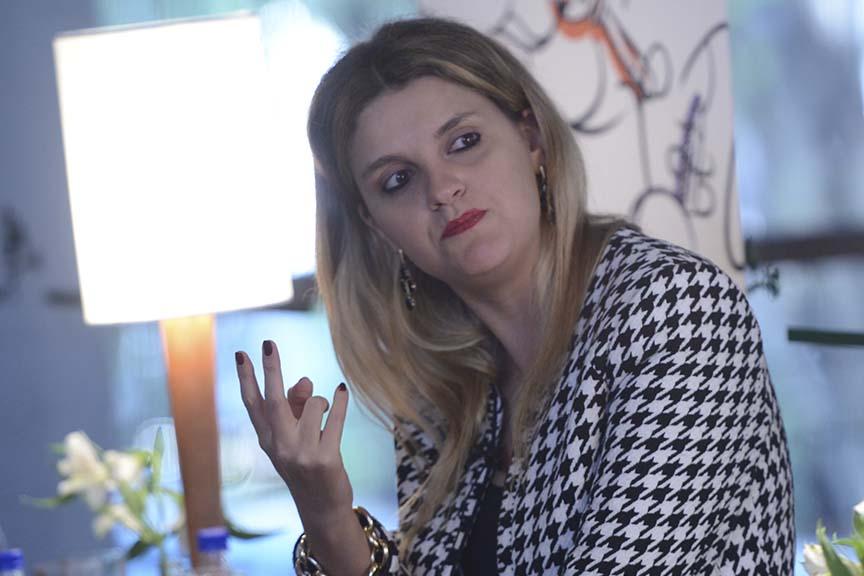 """""""O nosso propósito na família é criar bons acionistas para a empresa, não bons executivos"""", Marianna Garcia - conselheira do Grupo Algar"""