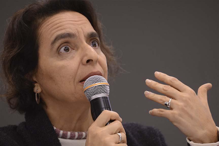 Paula Marina Sarno, analista da superintendência de desenvolvimento de normas da CVM