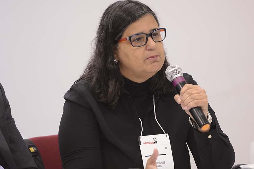 Valéria Arêas, superintendente de representação técnica da Anbima