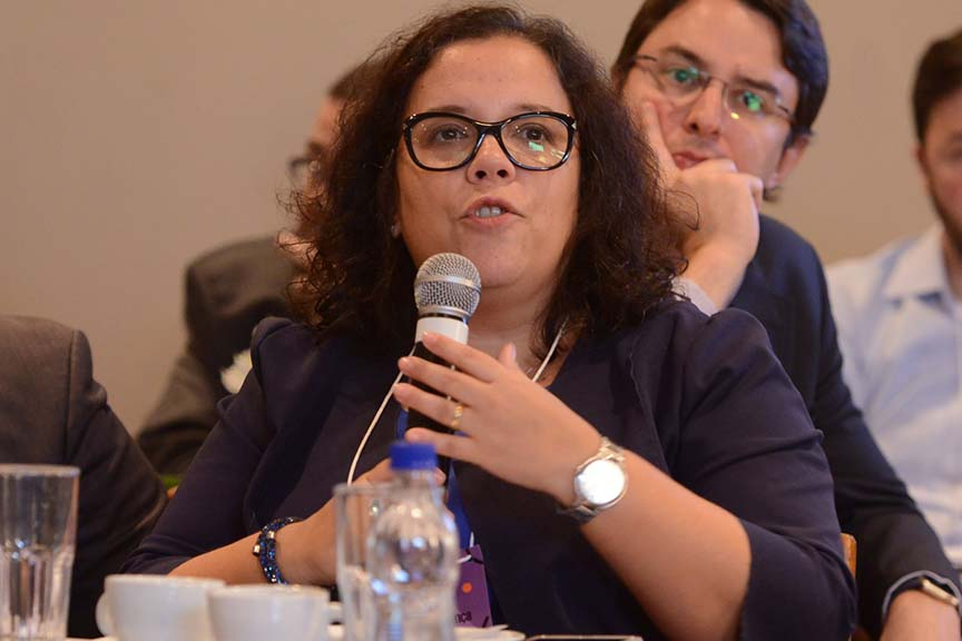 """""""Estamos ampliando nosso discurso. Há vários caminhos para a empresa acessar o mercado de capitais além da Bolsa"""", Cristiana Pereira, diretora comercial e de desenvolvimento de empresas da BM&FBovespa"""