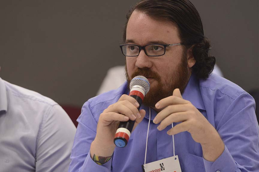 Diego Perez, fundador da StartMeUp e vice-presidente da EQUITY