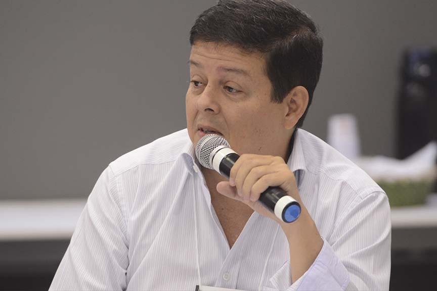 Marco Gorini, sócio fundador da Din4mo