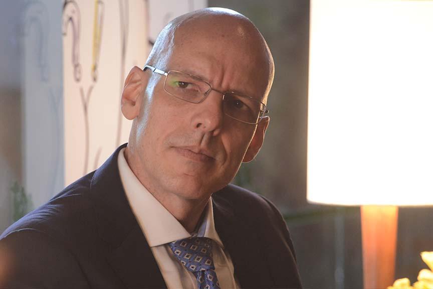 """""""A direção está certa. Mais fundamental do que mostrar os controles internos é tê-los"""", Marcelo Fridori superintendente de auditoria da Sabesp"""