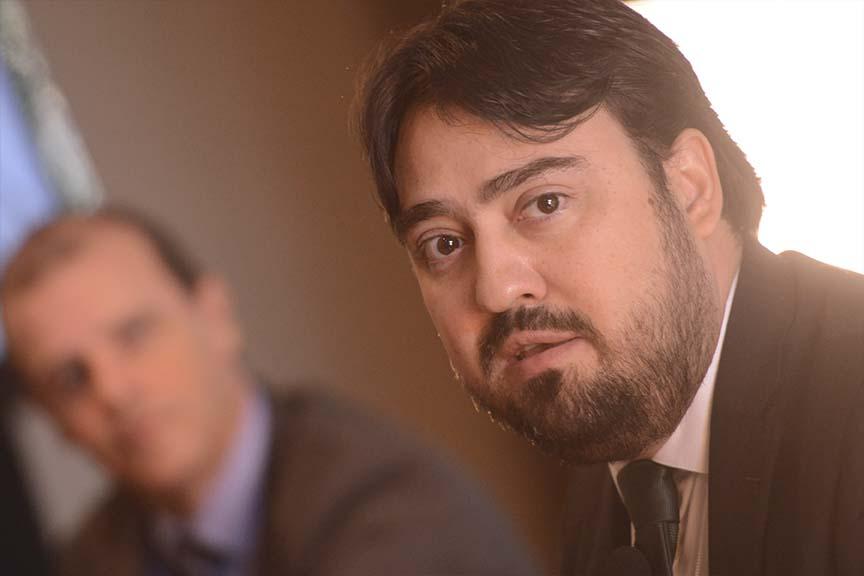 """""""As empresas não têm tanto problema com a carga tributária alta como têm com a insegurança jurídica"""", Mário Henrique Gomes Martini, especialista de planejamento tributário internacional da CSN"""