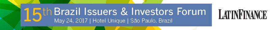 15º Fórum Brasileiro Para Emissores e Investidores da LatinFinance