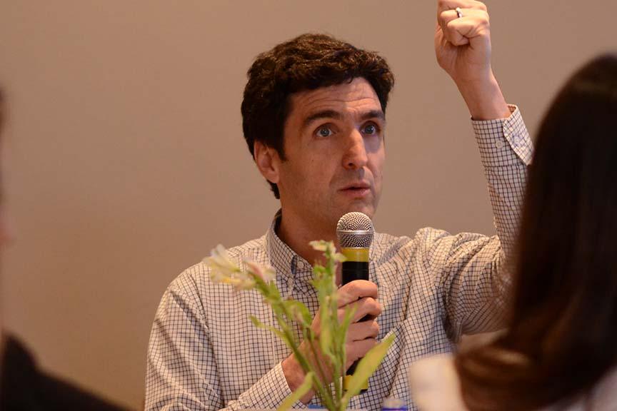 """""""Não há espaço para pensar apenas em si mesmo. Impacto social não é um nicho; é uma tendência"""", Daniel Izzo, sócio da Vox Capital"""