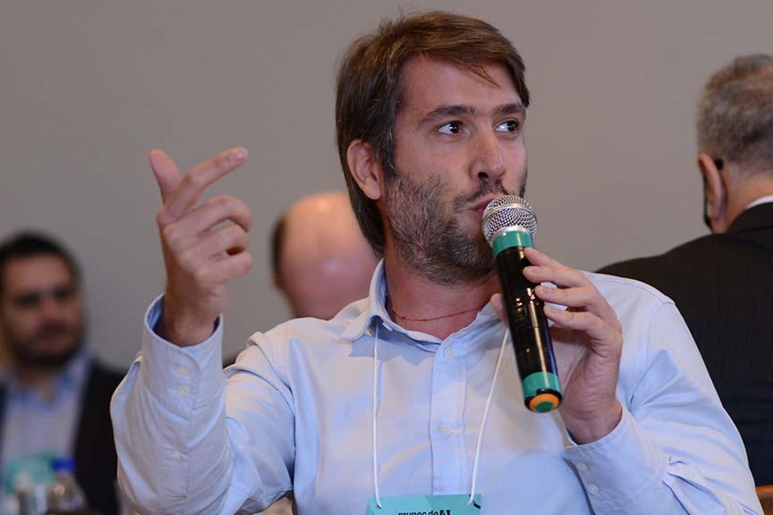 """""""O Brasil ainda tem um longo caminho a percorrer no combate à corrupção"""", Bruno Brandão, diretor da Transparency International"""