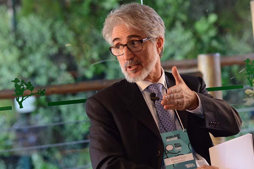 """""""Não dava para punir os seus executivos, prender os culpados, mas preservar a empresa?"""", Demian Fiocca, sócio-diretor da MARE Investimentos"""