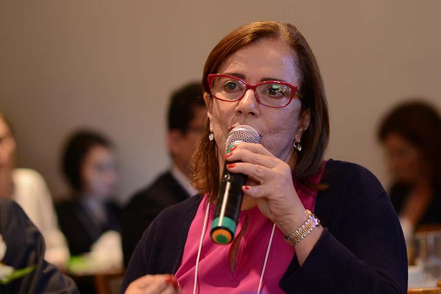 """""""Empresas ainda são muito pautadas pela imprensa, e menos pelo interesse social"""", Ana Luisa de Castro Almeida, presidente do conselho de administração do Reputation Institute"""