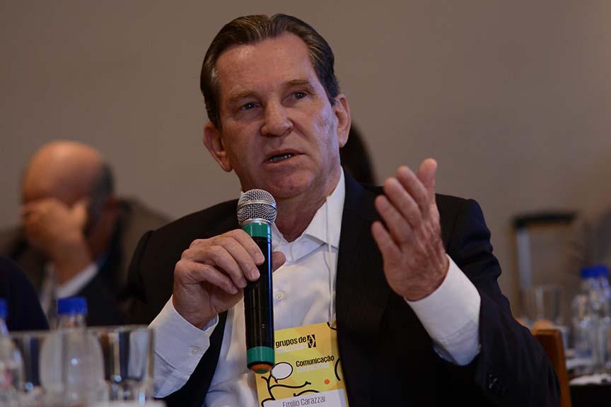 """""""Mais governança, mais compliance e mais auditoria não vão resolver a falta de etica"""", Emilio Carazzai, presidente do conselho de administração do IBGC"""