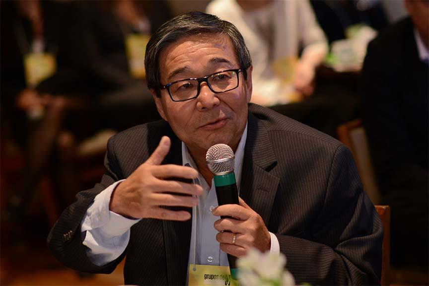 """""""Sustentabilidade é a manutenção de relações de equilíbrio"""", Mitsuru Yanaze, coordenador geral do Centro de Estudos de Avaliação e Mensuração em Comunicação e Marketing CEACOM-ECA-USP"""