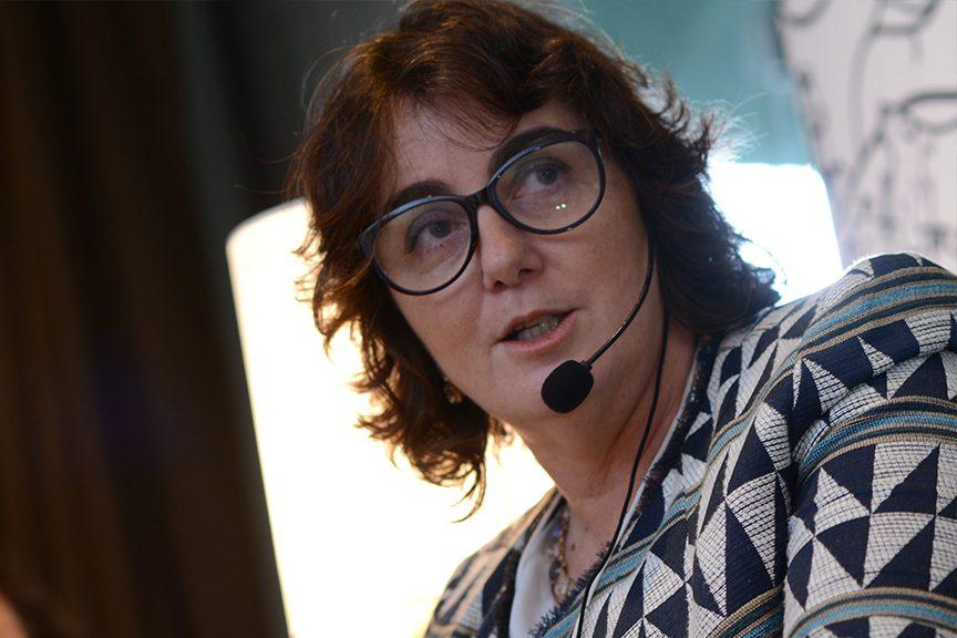 """""""Nós temos percebido um aumento na pressão de todos os stakeholders. Eles não querem mais resultado a qualquer custo"""", Denise Hills, superintendente de sustentabilidade e negócios inclusivos do Itaú Unibanco"""