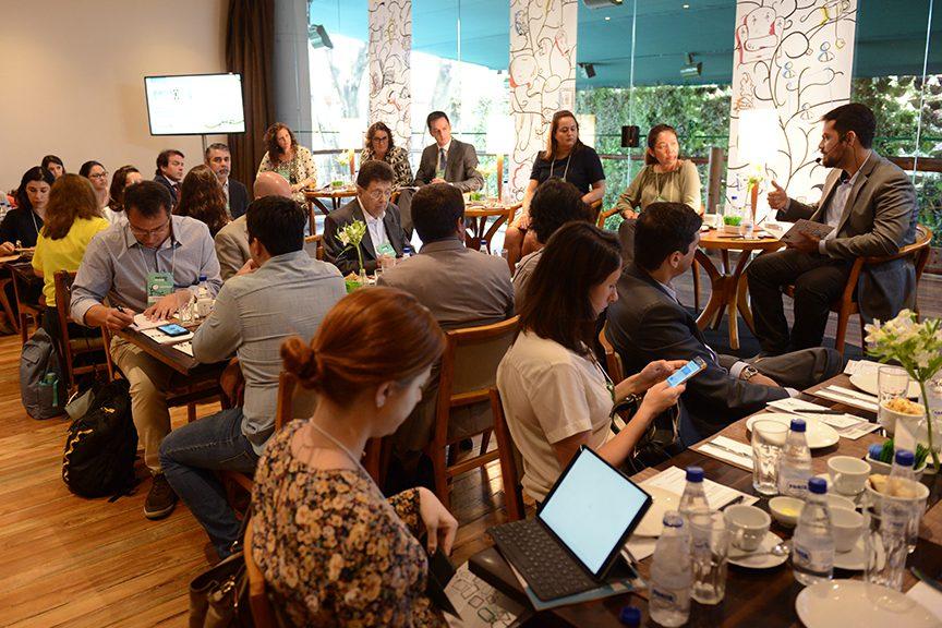 Grupo de Discussão Sustentabilidade e disclosure