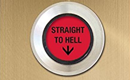Direto pro inferno, sem escalas…