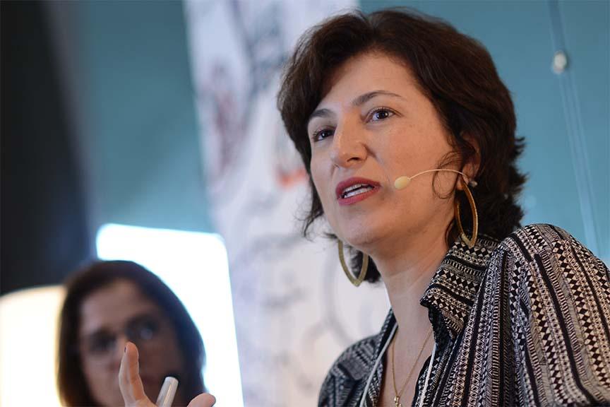 """""""O crescimento não pode ser em detrimento de um balanço socioambiental"""", Luciana Villa Nova, gerente de sustentabilidade da Natura"""