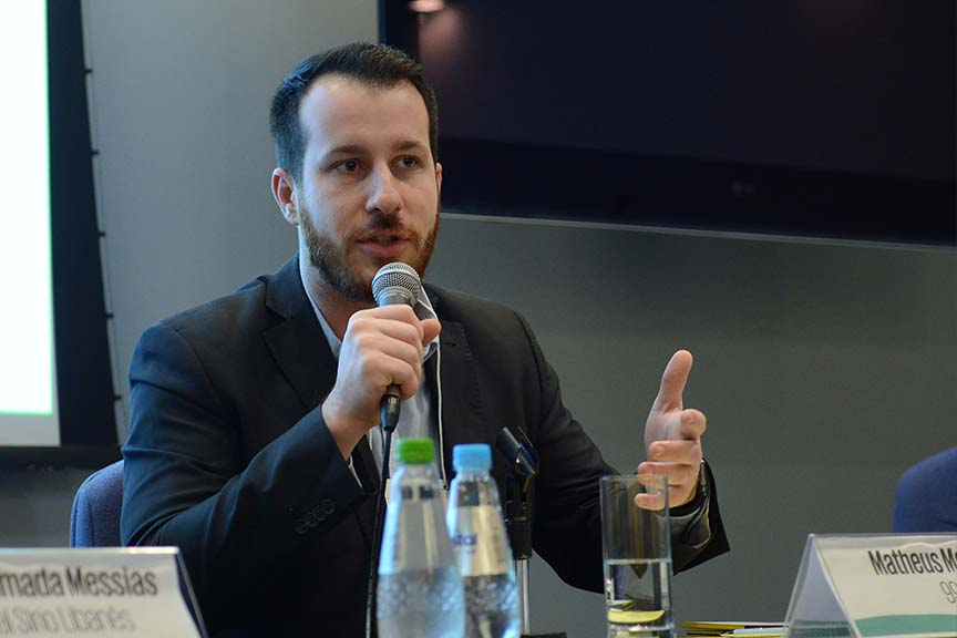 """""""Dado gera oportunidade quando é utilizado em algo que melhore a vida das pessoas"""", Matheus Moraes, diretor jurídico, de comunicação e políticas da 99"""