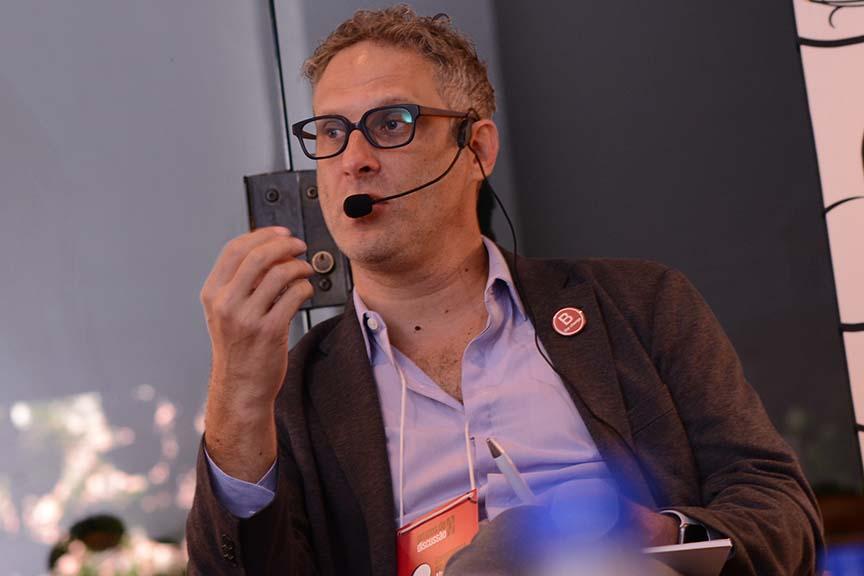 """""""É possivel usar os negócios para endereçar os grandes desafios da humanidade"""", Ricardo Glass, fundador da Okena"""