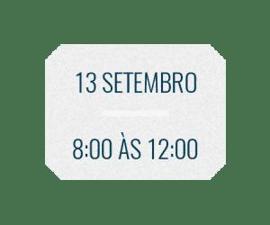 Data IFRS 16: 13 de setembro.