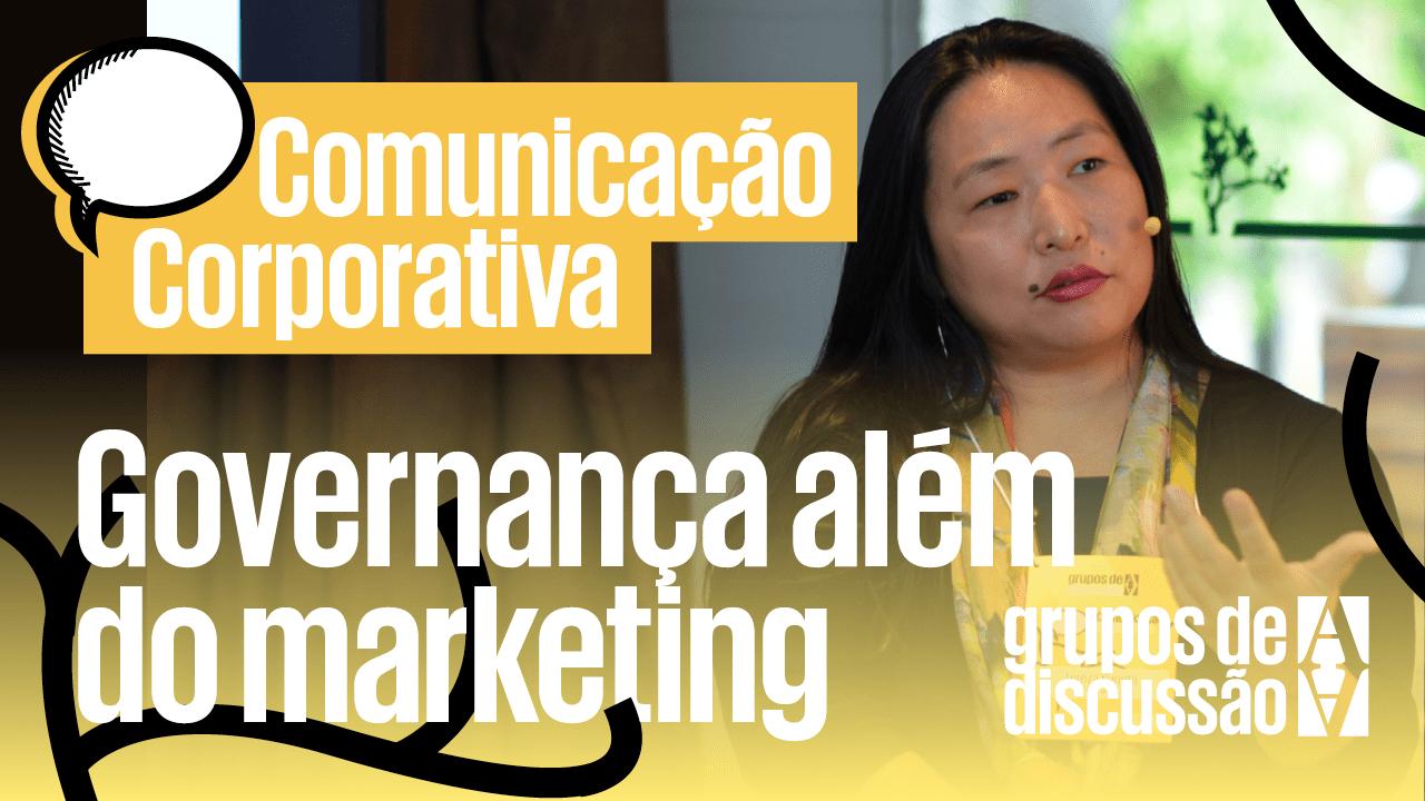 Governança além do marketing