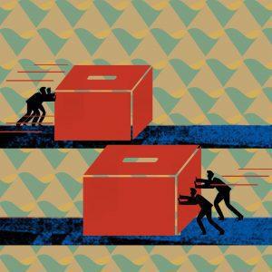 Eleição em separado