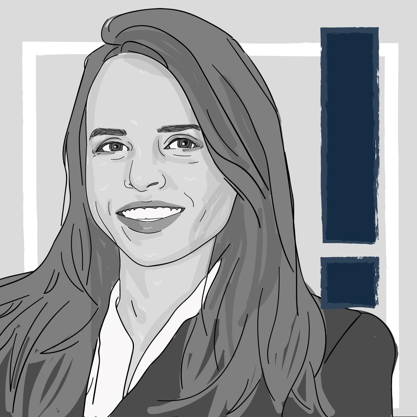 Ilustração de Ariane Costa - trava de 30%